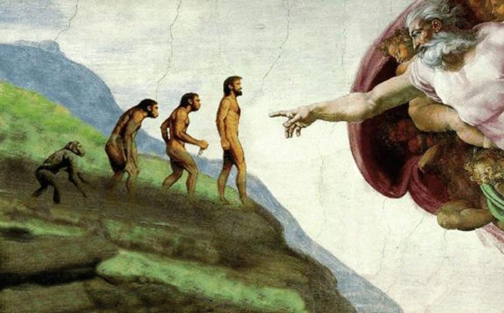 2. Stworzenie człowieka a nauka - Cover Image