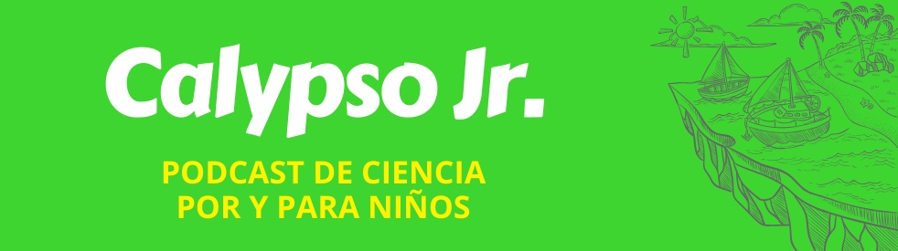 Calypso Junior | Ciencia para niños - Cover Image