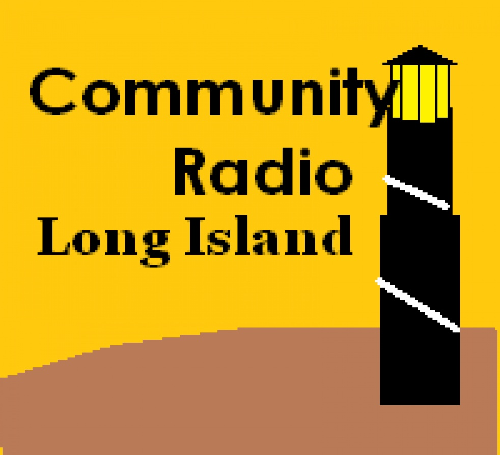 Community Radio Long Island - show cover