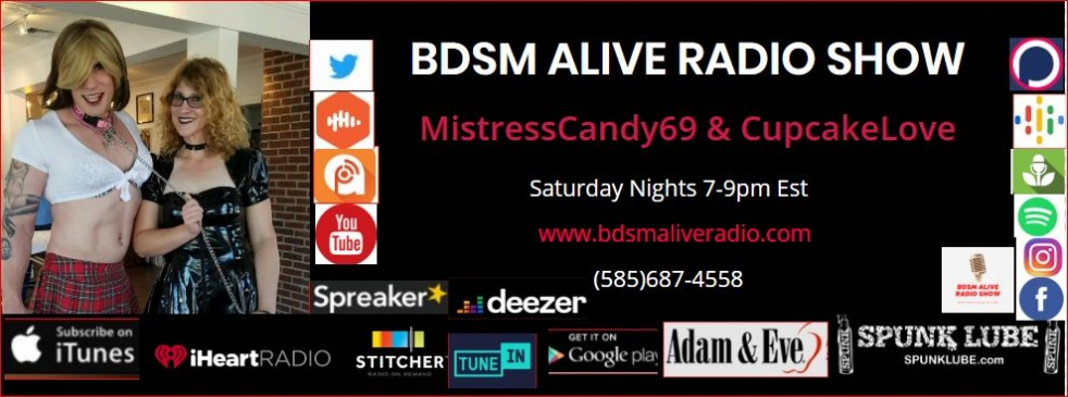 BDSM ALIVE RADIO SHOW - Cover Image