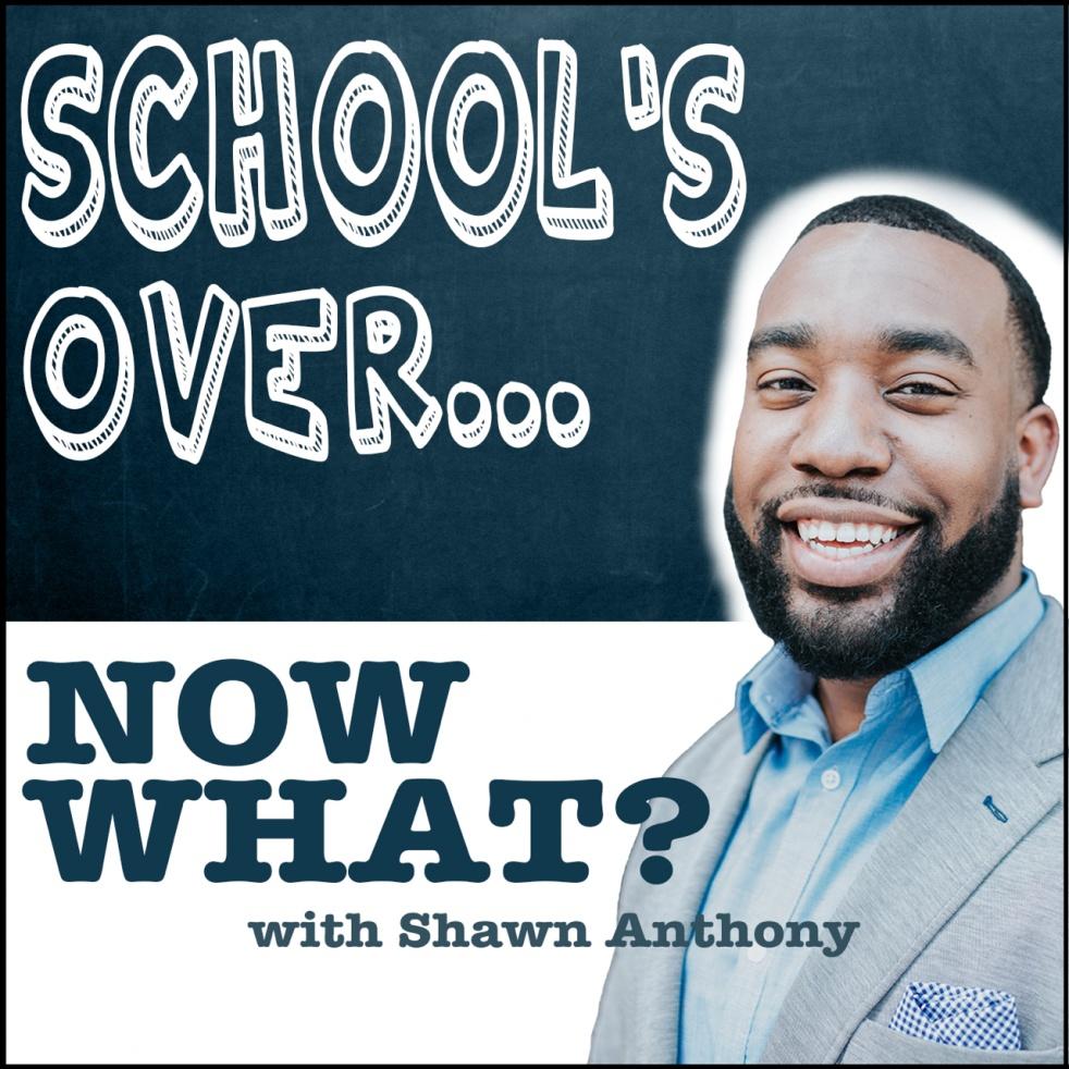 School's Over...Now What? - imagen de show de portada