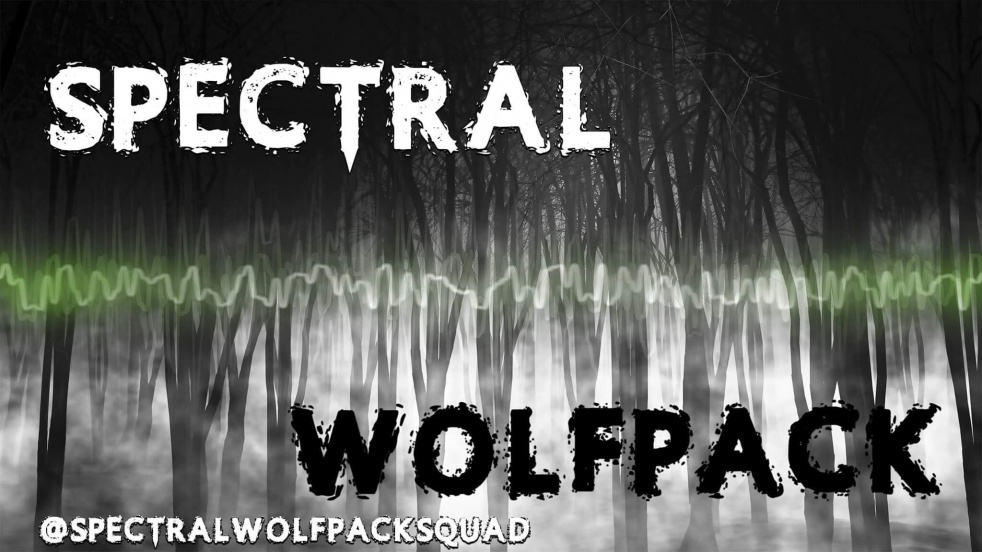 The Spectral Wolfpack Show - show cover
