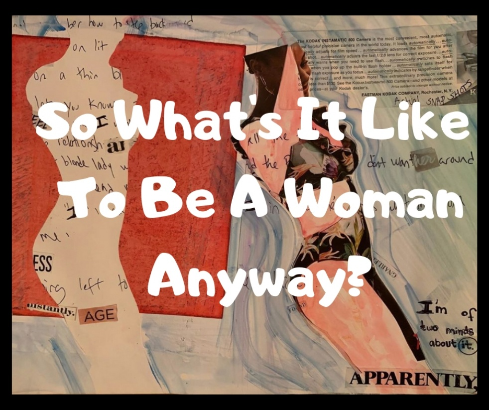 So What's It Like To Be A Woman Anyway? - imagen de portada