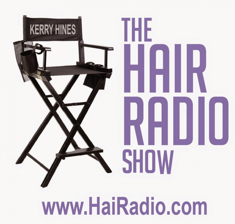 THE HAIR MORNING SHOW WIT' KERRY HINES - show cover