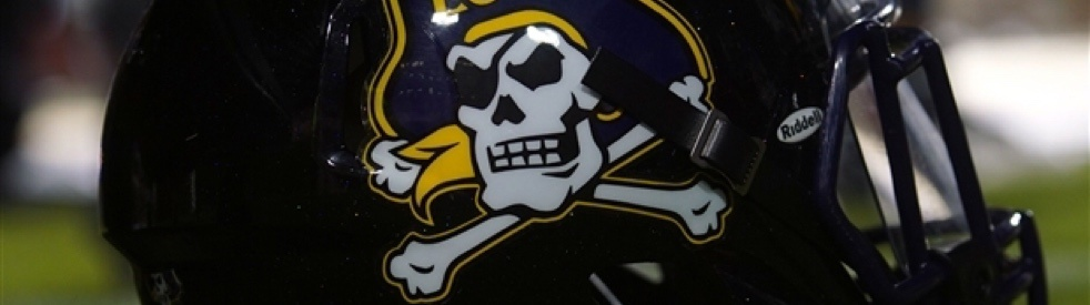 ECU FOOTBALL - Cover Image