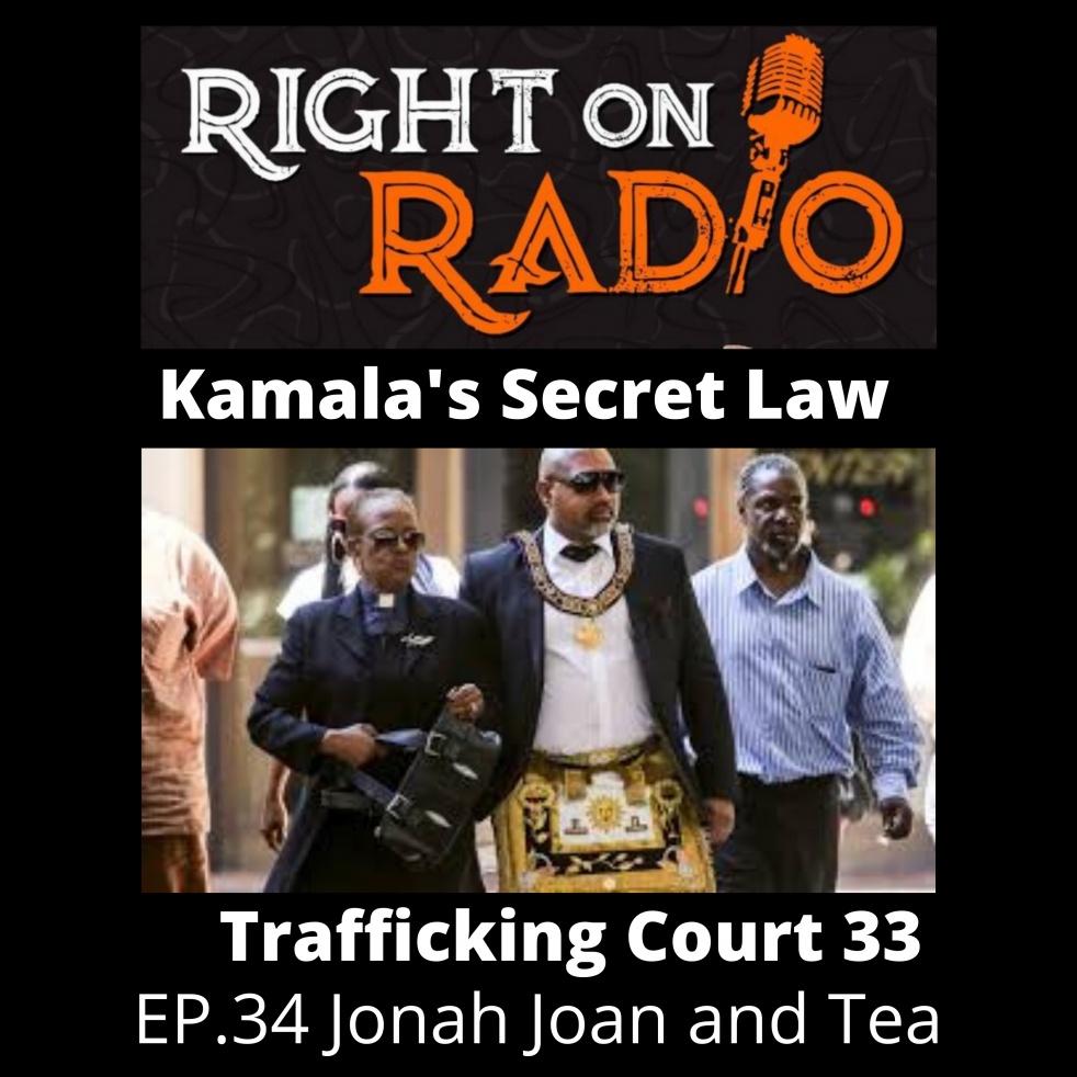 EP.34 Jonah Joan and Tea - Cover Image