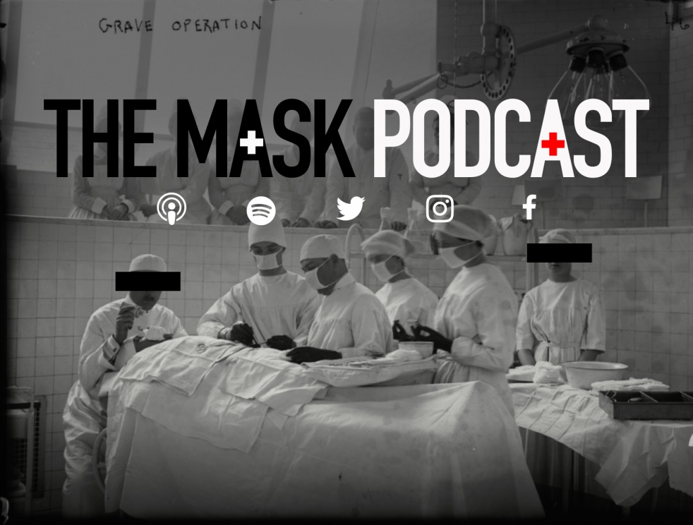 The Mask Podcast - Cover Image