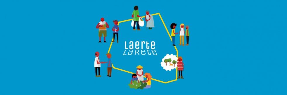 Laerte - La Rete - Cover Image