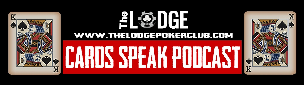 The Lodge Poker Club Podcast - Cover Image