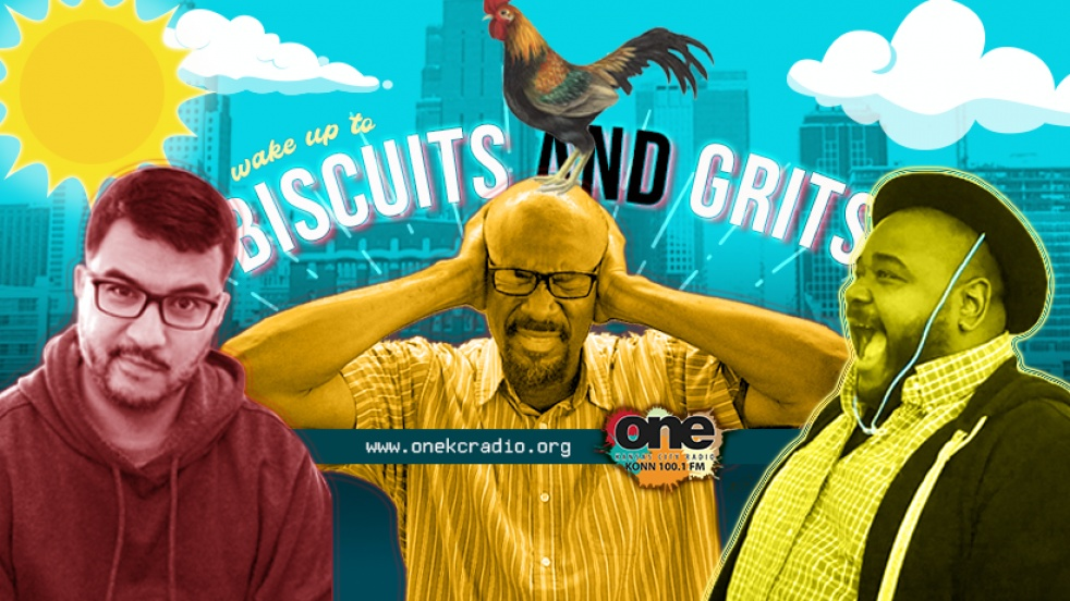 Biscuits & Grits - show cover