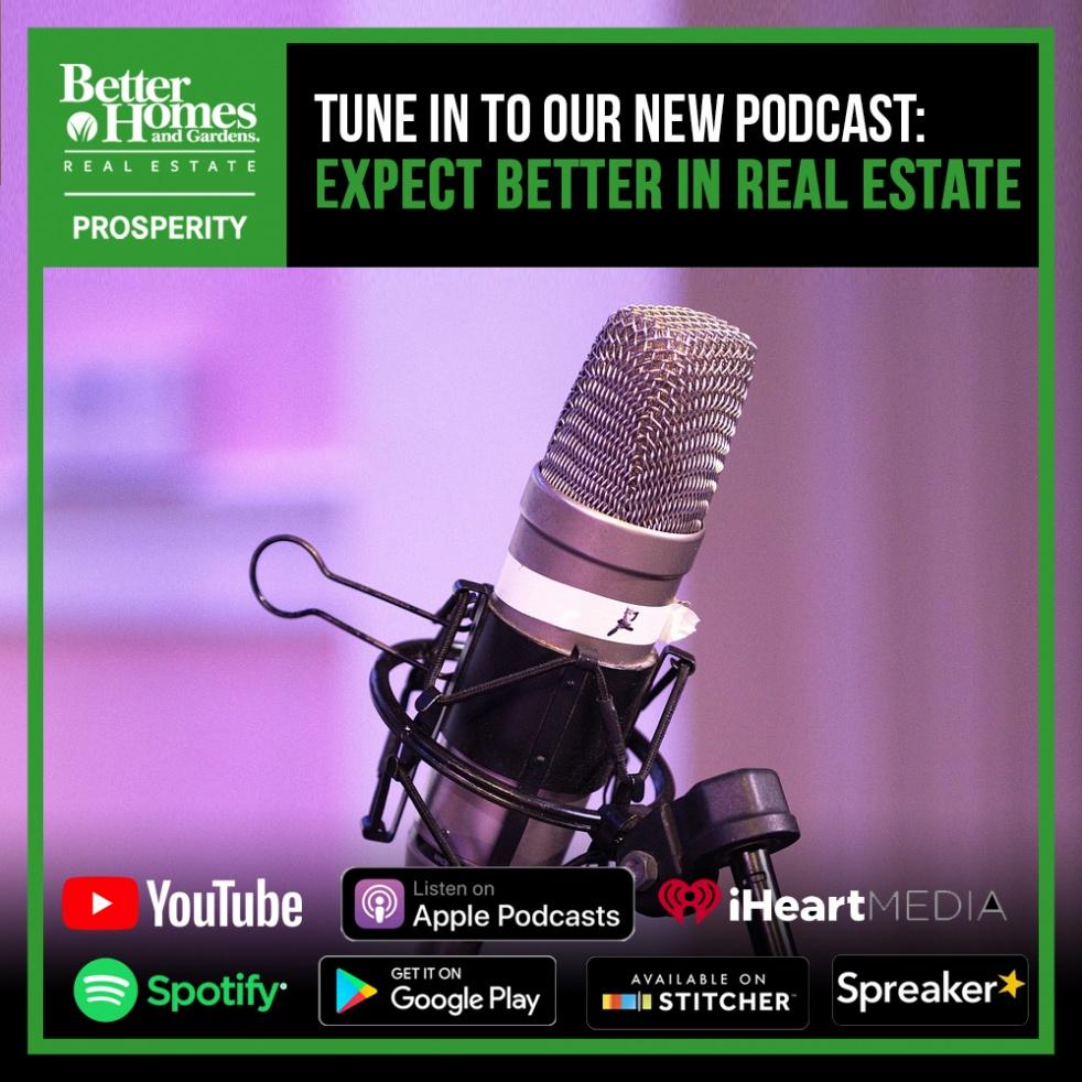 Expect Better in Real Estate - immagine di copertina dello show