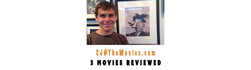 3 Movies Reviewed By CJ@TheMovies - Cover Image