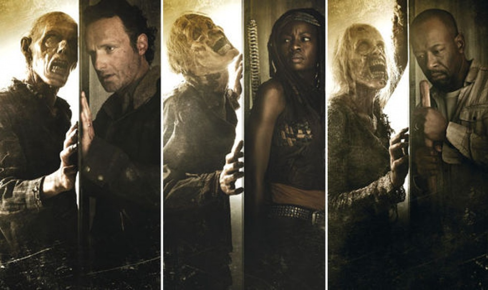 Walking Dead: Talking about Walkers - show cover