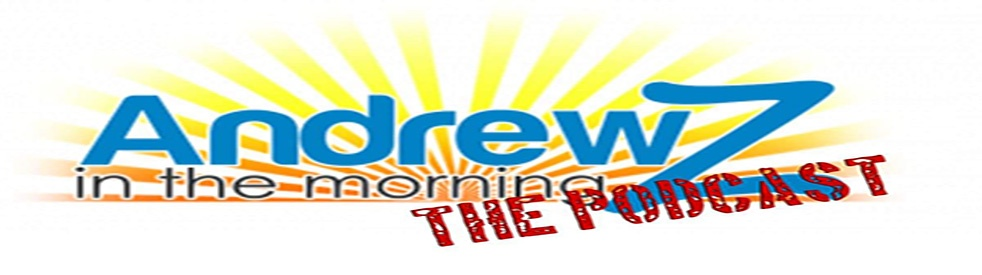 Andrew Z In the Morning Podcast - Cover Image