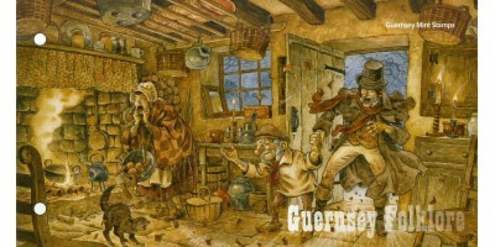 Guernsey Folklore and More - Cover Image