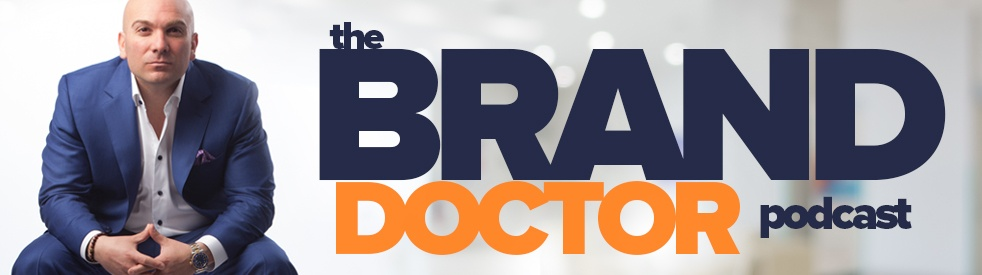 Brand Doctor Podcast - show cover