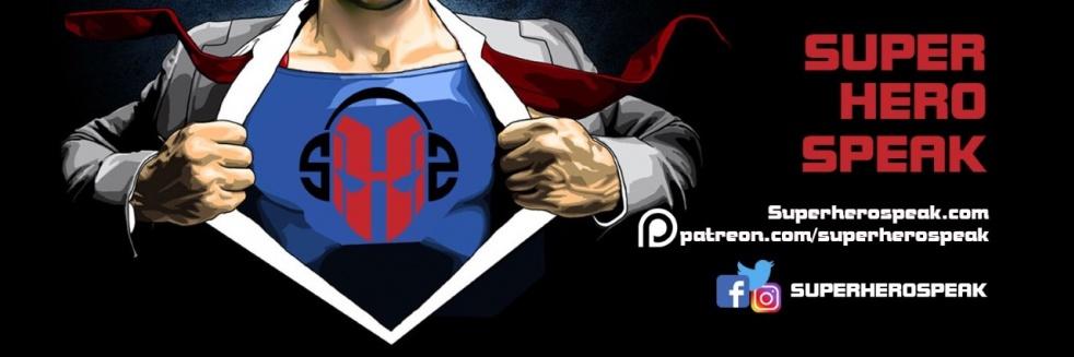 Super Hero Speak - imagen de portada