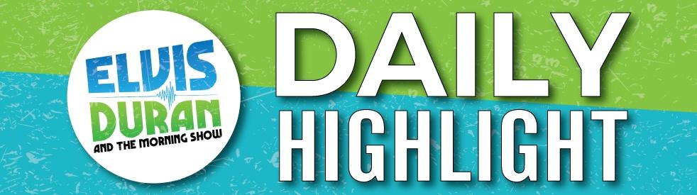 Elvis Duran's Daily Highlight - immagine di copertina