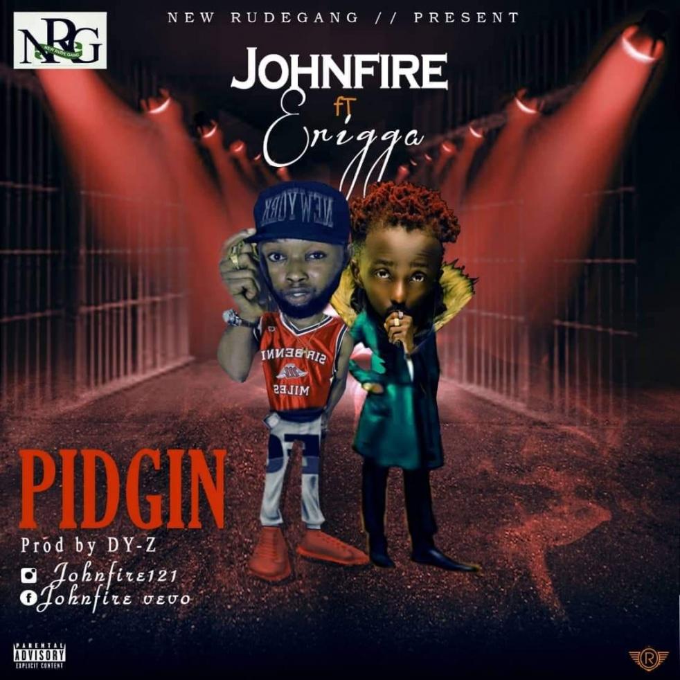 JOHN FIRE - immagine di copertina dello show