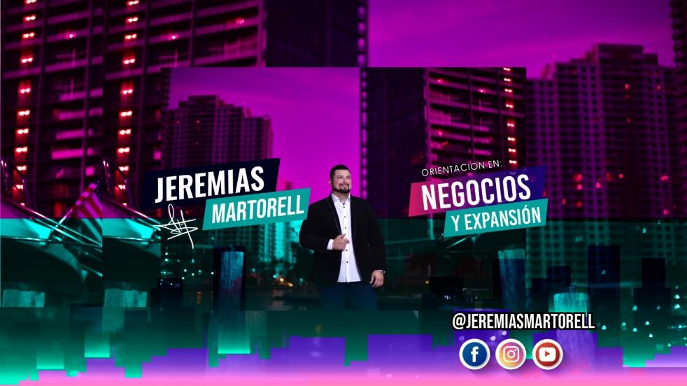 Jeremias Martorell Podcast - show cover