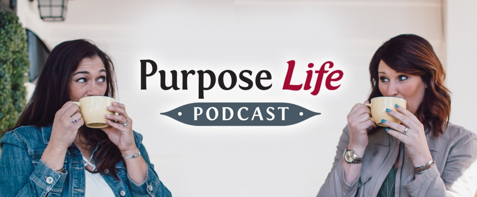 Purpose Life Podcast with Irma & Sarah - immagine di copertina dello show