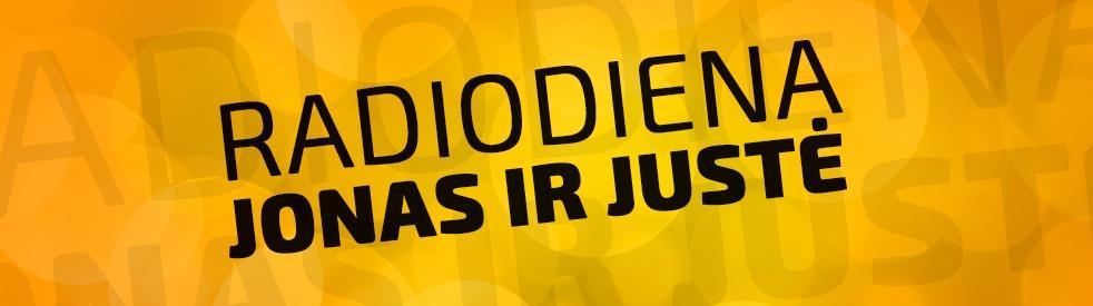 RadioDiena: Jonas ir Justė - Cover Image