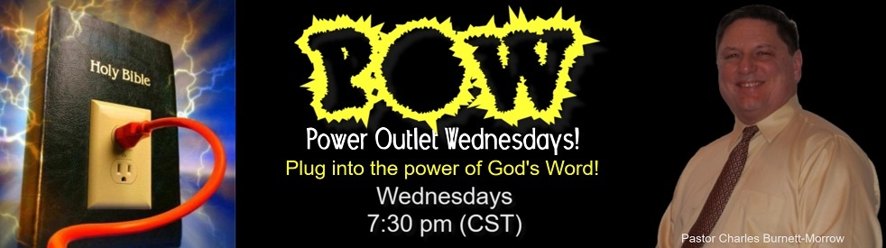 """POW - """"Power Outlet Wednesdays"""" - Cover Image"""