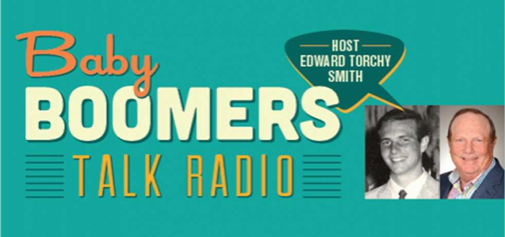 Baby Boomers Talk Radio - imagen de show de portada