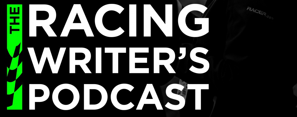 The Racing Writer's Podcast - immagine di copertina dello show