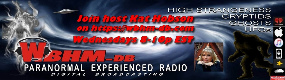 Paranormal Experienced with Kat Hobson - Cover Image