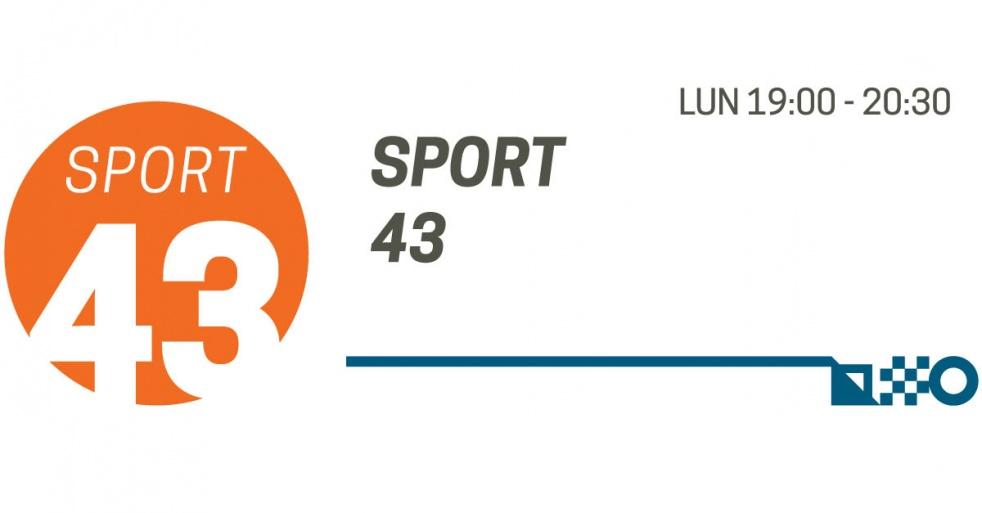 Sport 43 - show cover
