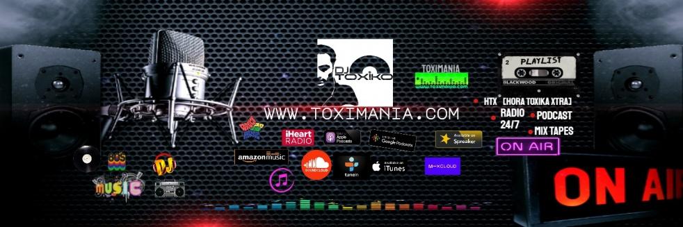 :::TOXIMANIA:::EDDIE LOPEZ - [DJ TOXICO.com] - imagen de portada