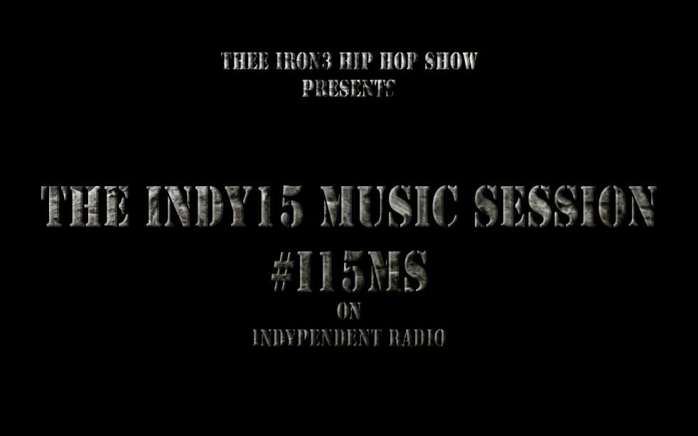 The Indy15 Music Session - imagen de portada