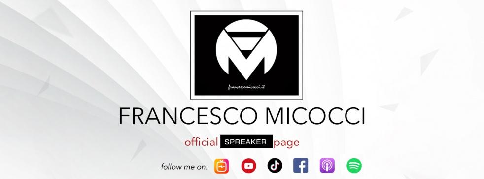 Francesco Micocci - immagine di copertina dello show