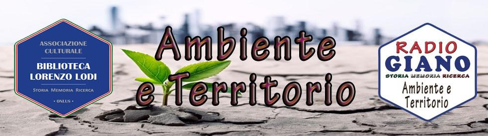 AMBIENTE e TERRITORIO - immagine di copertina