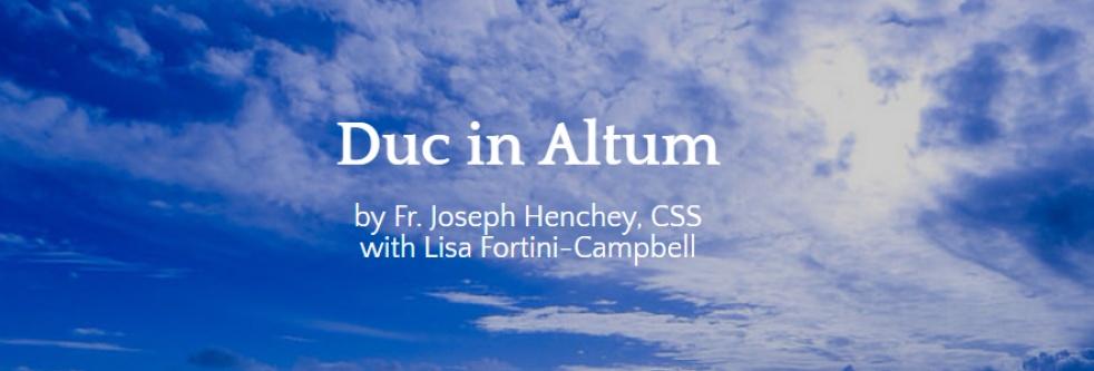Duc in Altum - imagen de show de portada
