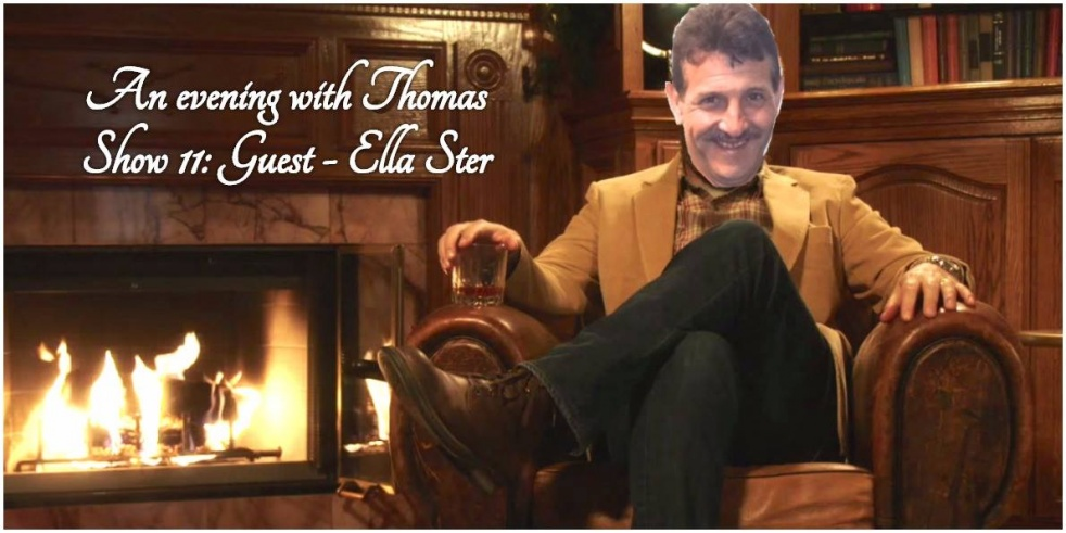 An evening with Thomas : Ella Ster - show cover
