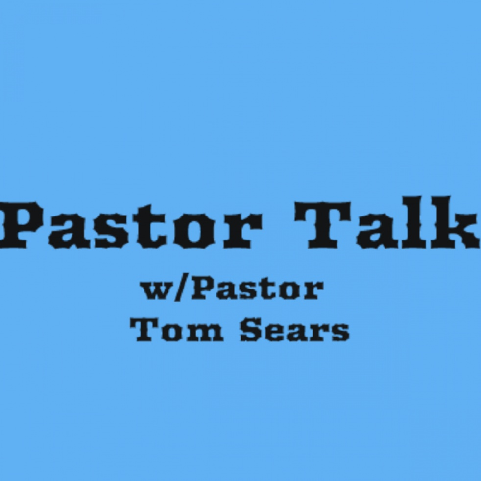 Pastor Talk - show cover