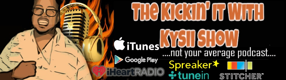 Kickin' It With Kysii #BaBBLE - show cover