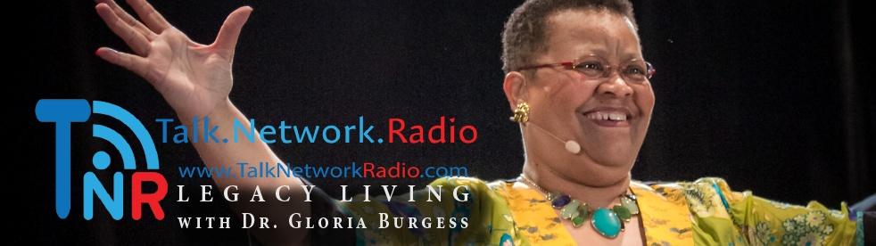 Legacy Living with Dr. Gloria Burgess - imagen de portada