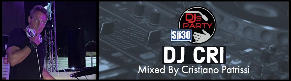 DJs Party By DJ CRI - #RadioSP30 - Cover Image