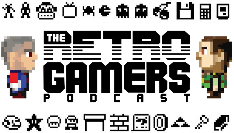 The Retro Gamers Podcast - Cover Image