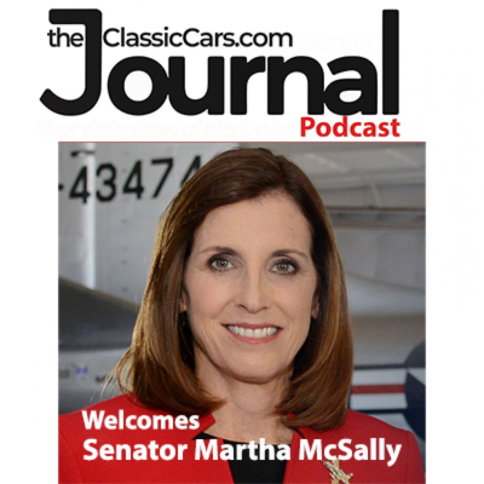 The ClassicCars.com Journal Podcast - imagen de portada