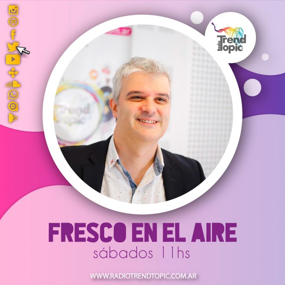 Fresco en el Aire - Radio Trend Topic - show cover