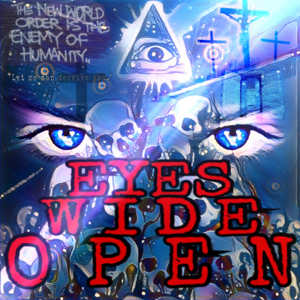 Eyes Wide Open - show cover
