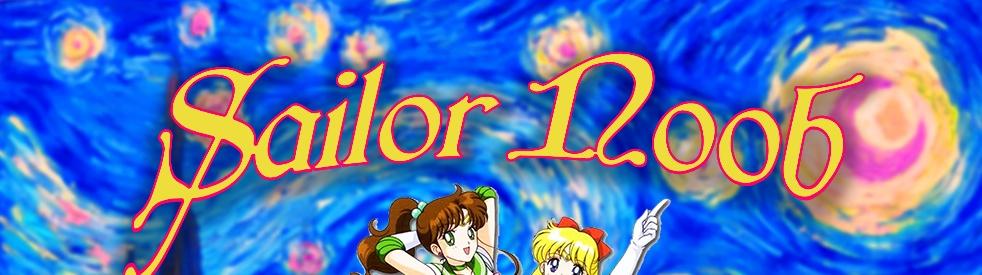 Sailor Noob - Cover Image