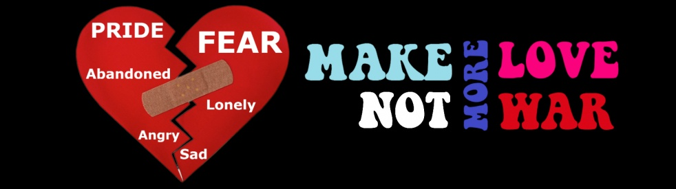 Make More Love Not War - show cover