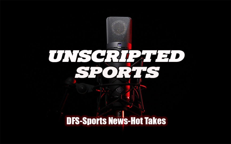 Unscripted Sports - Cover Image