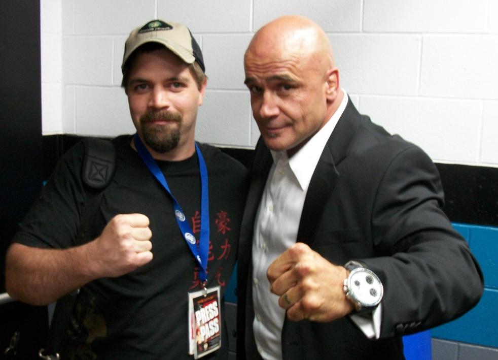 Fight Talk Unlimited - imagen de show de portada