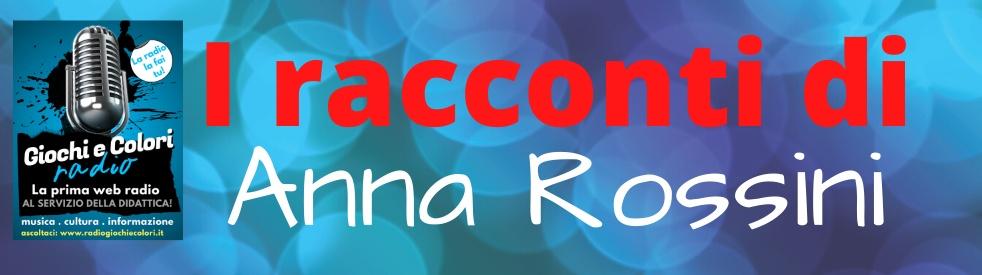 I RACCONTI DI ANNA ROSSINI - Cover Image